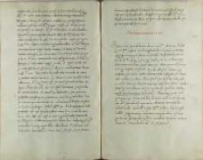 Petro Tomicio Andreas Cricius, Pułtusk 29.01.1535