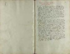 Andreas Cricius episcopus Plocensis Joanni Zambeczki, Płock 19.09.1528