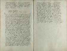 Stefano Broderico oratori regis Ungarie Andreas Cricius, Kraków 18.02.1523
