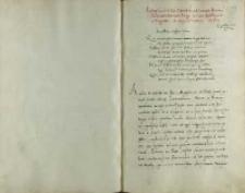 Andreae Cricii episcopi Premisliensis ad Joannem Antonium Pulleonem baronem Burgii nuncium apostolicum in Ungaria de negocio Prutenico