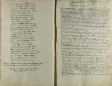 Andreas Cricius ad Sigismundum primum. Ad lectorem