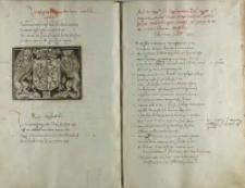 In insignia reginae Barbarae coniuncta aquilae