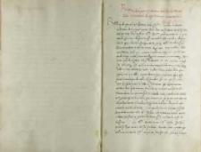 Petro Tomicio Andreas Cricius episcopus Premisliensis, Brzozów 23.09.1525