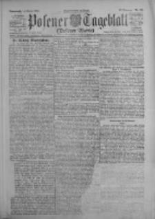 Posener Tageblatt (Posener Warte) 1921.10.15 Jg.60 Nr194
