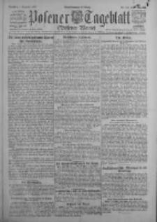 Posener Tageblatt (Posener Warte) 1921.12.06 Jg.60 Nr236