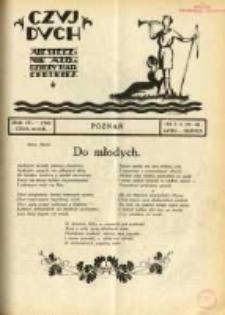 Czuj Duch: miesięcznik młodzieży harcerskiej 1925.07/08 R.4 Nr7/8=39/40