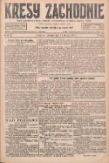 Kresy Zachodnie: pismo poświęcone obronie interesów narodowych na zachodnich ziemiach Polski 1927.02.17 R.5 Nr38