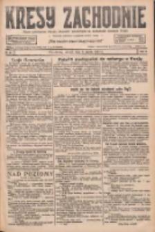 Kresy Zachodnie: pismo poświęcone obronie interesów narodowych na zachodnich ziemiach Polski 1927.03.08 R.5 Nr54