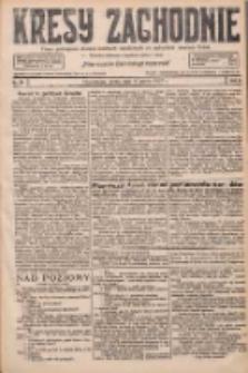 Kresy Zachodnie: pismo poświęcone obronie interesów narodowych na zachodnich ziemiach Polski 1927.03.09 R.5 Nr55