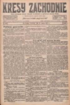 Kresy Zachodnie: pismo poświęcone obronie interesów narodowych na zachodnich ziemiach Polski 1927.03.24 R.5 Nr68