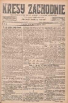 Kresy Zachodnie: pismo poświęcone obronie interesów narodowych na zachodnich ziemiach Polski 1927.04.06 R.5 Nr79