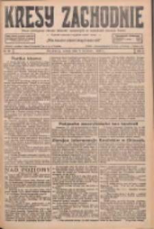 Kresy Zachodnie: pismo poświęcone obronie interesów narodowych na zachodnich ziemiach Polski 1927.04.09 R.5 Nr82