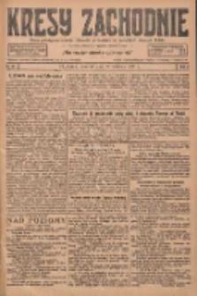 Kresy Zachodnie: pismo poświęcone obronie interesów narodowych na zachodnich ziemiach Polski 1927.04.28 R.5 Nr97