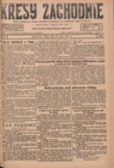 Kresy Zachodnie: pismo poświęcone obronie interesów narodowych na zachodnich ziemiach Polski 1927.05.14 R.5 Nr110