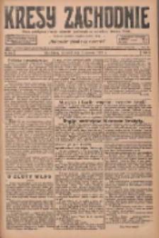 Kresy Zachodnie: pismo poświęcone obronie interesów narodowych na zachodnich ziemiach Polski 1927.06.02 R.5 Nr125