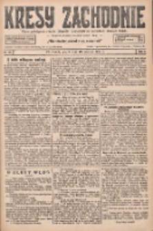 Kresy Zachodnie: pismo poświęcone obronie interesów narodowych na zachodnich ziemiach Polski 1927.06.10 R.5 Nr131