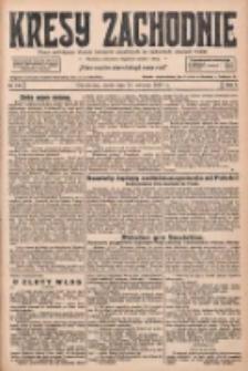Kresy Zachodnie: pismo poświęcone obronie interesów narodowych na zachodnich ziemiach Polski 1927.06.15 R.5 Nr135