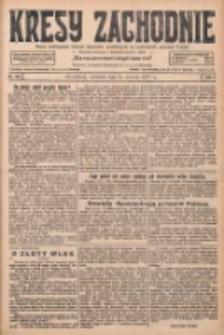 Kresy Zachodnie: pismo poświęcone obronie interesów narodowych na zachodnich ziemiach Polski 1927.06.16 R.5 Nr136