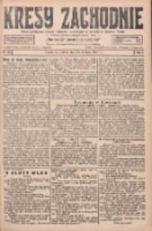 Kresy Zachodnie: pismo poświęcone obronie interesów narodowych na zachodnich ziemiach Polski 1927.06.25 R.5 Nr143