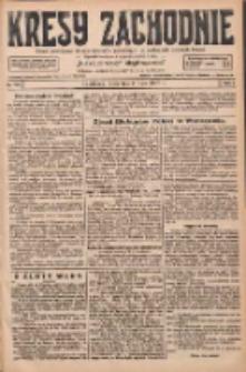 Kresy Zachodnie: pismo poświęcone obronie interesów narodowych na zachodnich ziemiach Polski 1927.07.06 R.5 Nr151