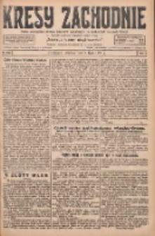 Kresy Zachodnie: pismo poświęcone obronie interesów narodowych na zachodnich ziemiach Polski 1927.07.07 R.5 Nr152