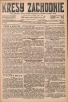Kresy Zachodnie: pismo poświęcone obronie interesów narodowych na zachodnich ziemiach Polski 1927.08.06 R.5 Nr178