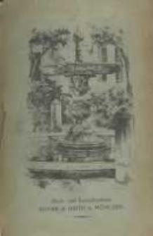Adressbuch des Bayerischen Kunstgewerbevereins in München 1892