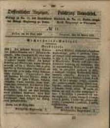 Oeffentlicher Anzeiger. 1851.03.18 Nro.11