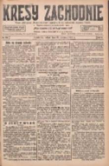 Kresy Zachodnie: pismo poświęcone obronie interesów narodowych na zachodnich ziemiach Polski 1927.08.27 R.5 Nr195