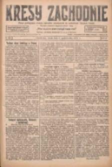 Kresy Zachodnie: pismo poświęcone obronie interesów narodowych na zachodnich ziemiach Polski 1927.10.05 R.5 Nr228