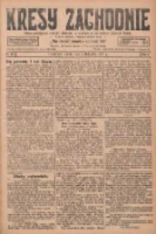 Kresy Zachodnie: pismo poświęcone obronie interesów narodowych na zachodnich ziemiach Polski 1927.11.05 R.5 Nr254