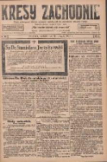 Kresy Zachodnie: pismo poświęcone obronie interesów narodowych na zachodnich ziemiach Polski 1927.11.13 R.5 Nr261