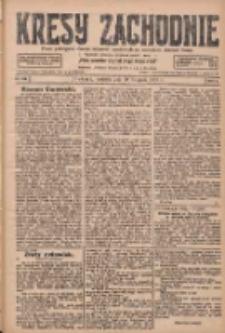Kresy Zachodnie: pismo poświęcone obronie interesów narodowych na zachodnich ziemiach Polski 1927.11.20 R.5 Nr266