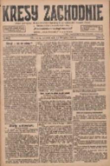 Kresy Zachodnie: pismo poświęcone obronie interesów narodowych na zachodnich ziemiach Polski 1927.11.24 R.5 Nr269