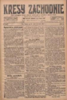 Kresy Zachodnie: pismo poświęcone obronie interesów narodowych na zachodnich ziemiach Polski 1927.12.02 R.5 Nr276