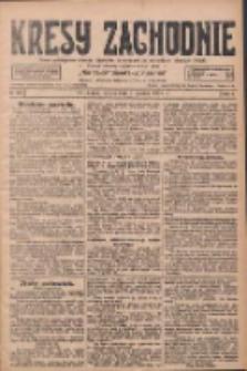 Kresy Zachodnie: pismo poświęcone obronie interesów narodowych na zachodnich ziemiach Polski 1927.12.03 R.5 Nr277