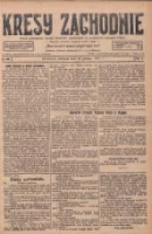 Kresy Zachodnie: pismo poświęcone obronie interesów narodowych na zachodnich ziemiach Polski 1927.12.18 R.5 Nr289