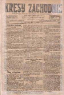 Kresy Zachodnie: pismo poświęcone obronie interesów narodowych na zachodnich ziemiach Polski 1927.12.31 R.5 Nr299