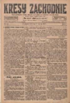 Kresy Zachodnie: pismo poświęcone obronie interesów narodowych na zachodnich ziemiach Polski 1928.01.04 R.6 Nr3