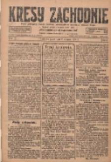 Kresy Zachodnie: pismo poświęcone obronie interesów narodowych na zachodnich ziemiach Polski 1928.01.06 R.6 Nr5