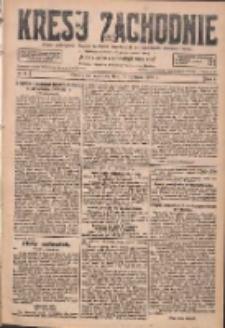 Kresy Zachodnie: pismo poświęcone obronie interesów narodowych na zachodnich ziemiach Polski 1928.01.15 R.6 Nr12