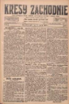 Kresy Zachodnie: pismo poświęcone obronie interesów narodowych na zachodnich ziemiach Polski 1928.01.18 R.6 Nr14