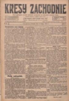 Kresy Zachodnie: pismo poświęcone obronie interesów narodowych na zachodnich ziemiach Polski 1928.02.09 R.6 Nr32