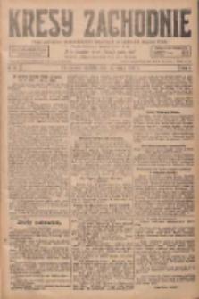 Kresy Zachodnie: pismo poświęcone obronie interesów narodowych na zachodnich ziemiach Polski 1928.02.12 R.6 Nr35
