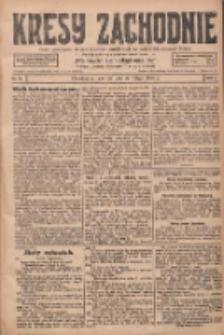 Kresy Zachodnie: pismo poświęcone obronie interesów narodowych na zachodnich ziemiach Polski 1928.02.16 R.6 Nr38