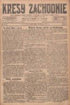 Kresy Zachodnie: pismo poświęcone obronie interesów narodowych na zachodnich ziemiach Polski 1928.02.23 R.6 Nr44