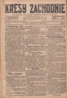 Kresy Zachodnie: pismo poświęcone obronie interesów narodowych na zachodnich ziemiach Polski 1928.02.24 R.6 Nr45