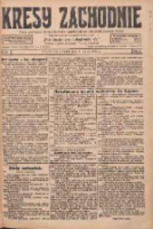Kresy Zachodnie: pismo poświęcone obronie interesów narodowych na zachodnich ziemiach Polski 1928.03.08 R.6 Nr56