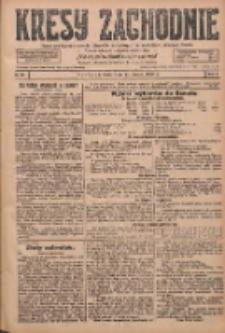 Kresy Zachodnie: pismo poświęcone obronie interesów narodowych na zachodnich ziemiach Polski 1928.03.14 R.6 Nr61