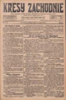 Kresy Zachodnie: pismo poświęcone obronie interesów narodowych na zachodnich ziemiach Polski 1928.03.15 R.6 Nr62
